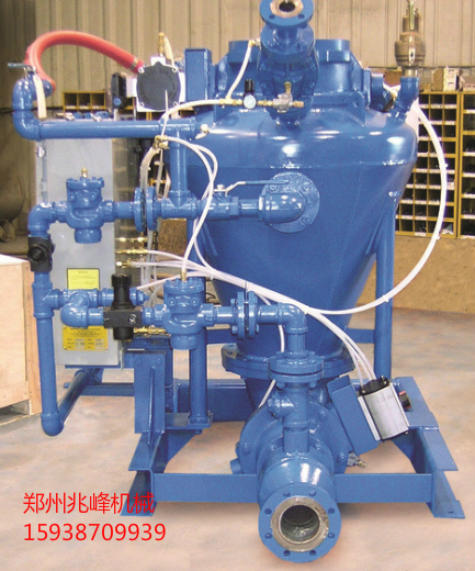 浓相气力shu送系统/仓泵